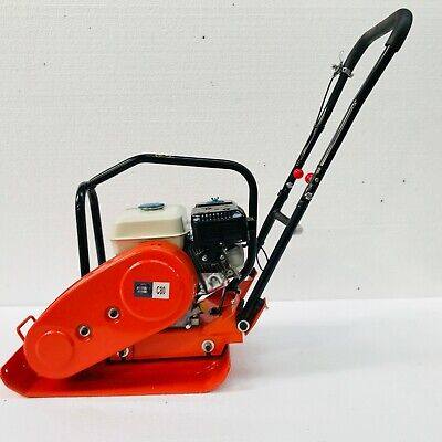 C80HC FULLY ASSEMBLED VIBRATING PLATE COMPACTOR WACKER PLATE WITH  6.5Hp ENGINE