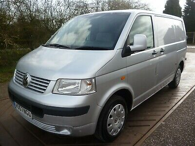 Volkswagen*Transporter*T5*Swb*Sport*1.9Tdi*Aircon*Colour Coded*No Vat