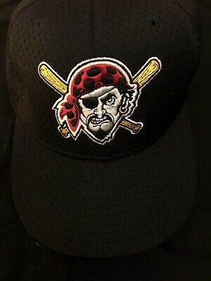 save off 70733 376ca Rare NEW ERA 5950 PITTSBURGH PIRATES Fitted BP Spring Training Cap HAT 6 7