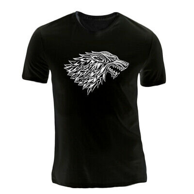 Camiseta Juego de Tronos Stark winter is coming Game of Thrones