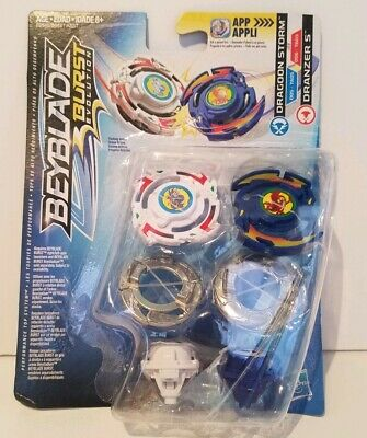 Beyblade E2546 Driger S And Dragoon F Spinning Top Sports Toys