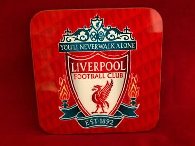 LIVERPOOL FOOTBALL CLUB - Coaster - Dye Sublimation - LFC, ANFIELD, YNWA