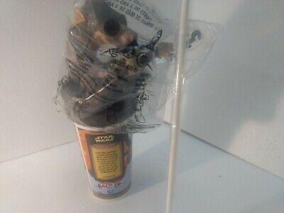Star Wars Episode I Sebulba Taco Bell Food Cup & Topper 1999 Promo t3326