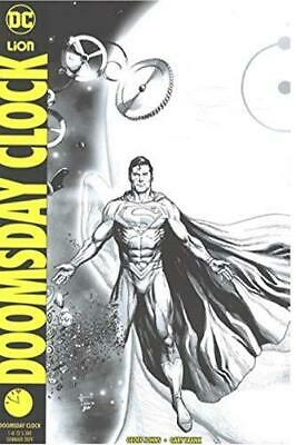 Doomsday Clock 1 Ristampa - Dc Comics -  Lion - Italiano - Nuovo