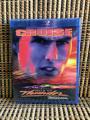 Days of Thunder (Blu-ray, 2009)Tom Cruise/Tony Scott/NASCAR/Daytona 500