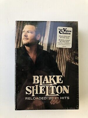 Blake Shelton - Reloaded: 20 #1 Hits (Walmart Exclusive Brand New Sealed