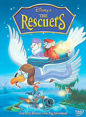 The Rescuers by