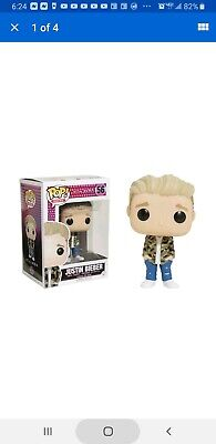Funko Pop Rocks: Justin Bieber Vinyl Figure Item No. 14351