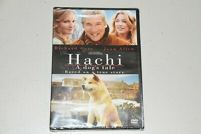 Hachi: A Dogs Tale (DVD, Widescreen)  Brand New & Sealed