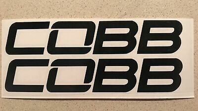 COBB Decals Sticker 47 Color Options 2