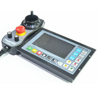 4 Axis CNC Motion Controller Offline 500KHz CNC Standalone Control DDCS V3.1