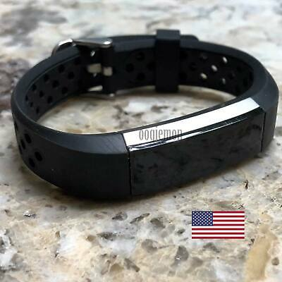 Soft Breathable Silicone Sport Wrist Band Strap for Fitbit Alta Fitbit Alta HR