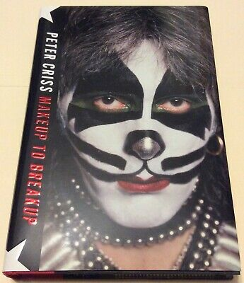 Paul Stanley Signed Backstage Pass Book Kiss + Bonus 3 Book Event Photos Wow
