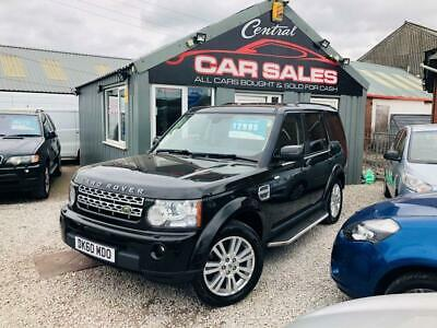 Land Rover Discovery 3.0 4 Tdv6 Hse  Auto 245 Bhp Finance  Part Ex Welcome