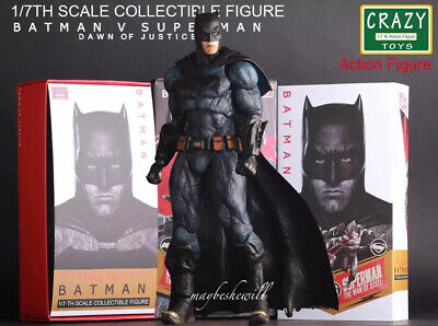"""Crazy Toys Batman VS Superman The Dark Knight 10"""" collection action Figure GIFT"""