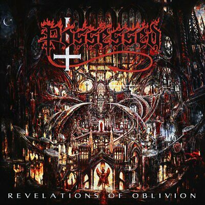 POSSESSED - Revelations Of Oblivion - Ltd. Edition CD