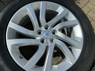 """20"""" LAND ROVER DISCOVERY 5 D5 style 5011 511 genuine HSE spare wheel & tyre"""