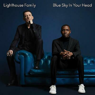 Lighthouse Family Blue Sky In Your Head 2 CD Nuovo Sigillato 2019 Include Best