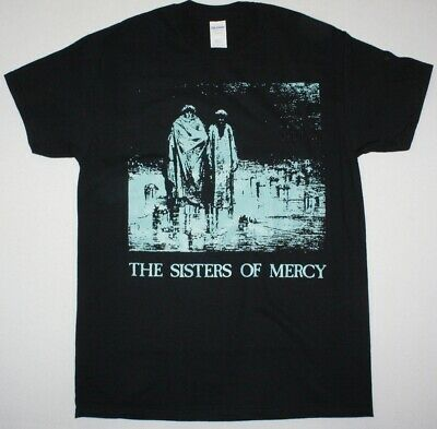 The Sisters Of Mercy Body And Soul Mens Black T Shirt Darkwave Gothic Rock