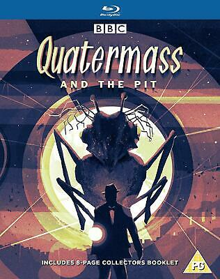 Quatermass and The Pit [Blu-ray] [2018] New UNSEALED