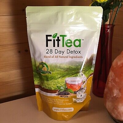 Fit Tea 28 Day Detox Tea! FACTORY SEALED! FREE SHIPPING!