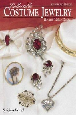 Collectible Costume Jewelry : Identification and Value Guide by S. Sylvia Henzel