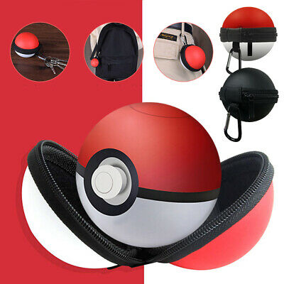 For Nintendo Switch Pokeball Plus Controller Protective Case Carry Storage Box