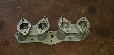 Ford Pinto Twin 45 Inlet manifold