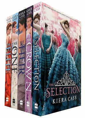 Kiera Cass The Selection Series Epub