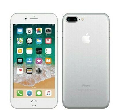 Apple iPhone 7 plus 128GB Silver Unlocked