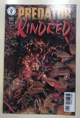 Predator - Comic #4 Of 4 Signed Ian Whyte