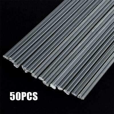 50Pcs Plastic Welding Rods ABS/PP/PVC/PE Weld Sticks For Plastic Welder Gun