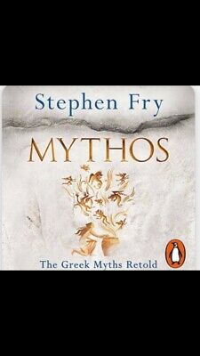 Stephen Fry, Mythos Digital Audio Book Mp3s