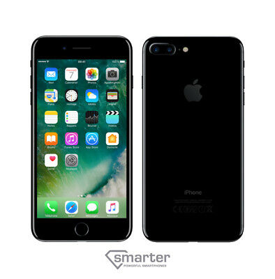 Apple iPhone 7 plus 256GB Jet Black  Unlocked