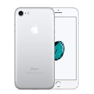 Apple iPhone 7 128GB Silver   Unlocked