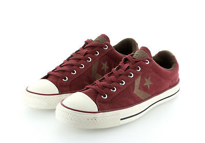 CONVERSE CONS STAR Player Ox Alley Brick Gr. 42,5 43,5 US 9