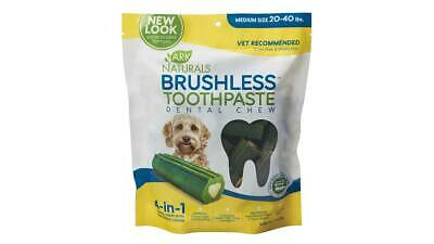 Ark Naturals Breath-Less Brushless Toothpaste - 18 oz for Dogs and Cats MEDIUM