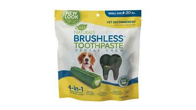 Ark Naturals Breath-Less Brushless Toothpaste - 12 oz for Dogs and Cats SMALL