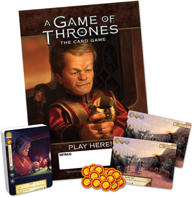 A Game of Thrones LCG Spring 2016 Tournament Kit