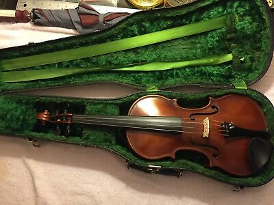 GULDEN SPECIAL 4/4 antique violin 1915