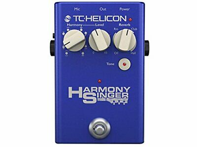 TC-HELICON Harmony Singer 2 guitar vocal effector New Japan +Tracking