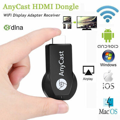 Mirascreen 2.4G anycast Wifi Dongle DLNA Miracast Airplay HDMI TV Receptor