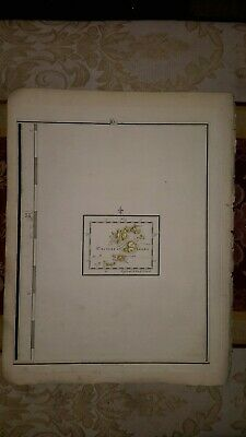 1794 - John Cary map genuine item map 10  scilly Isles
