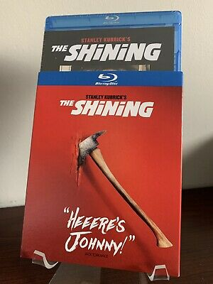 The Shining Special Edition Slipcover (Blu-ray) Factory Sealed
