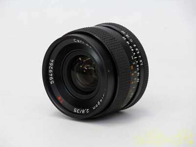 Contax Distagon 35mm F2.8 Tcy Mount Lens
