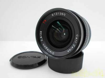 Contax Distagon T 28mm F 2.8 Aej Cy Mount Lens For Conex