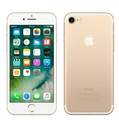 Apple iPhone 7 128GB Gold Unlocked