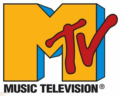 MTV MUSIC TELEVISION Poster 80's & 90's Posters TV Movie Poster 24 in by 36 in 1