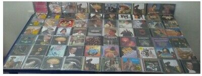 Lot of 517 Music CDs DVDs sets of 2 3 & 6 Cds New Original and sealed. as listed