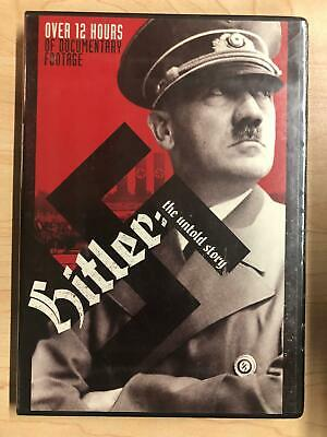 Hitler - The Untold Story (DVD, 2011) - F0428